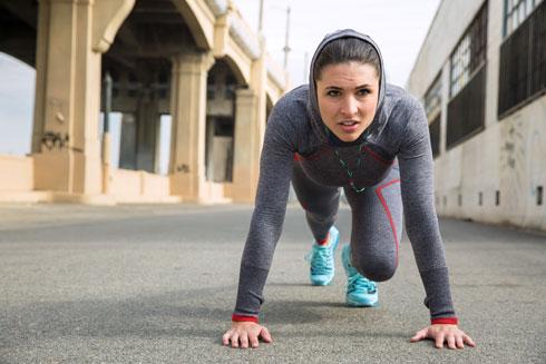 תתחילי את התהליך ממקום חזק ותצליחי (צילום: Shutterstock)