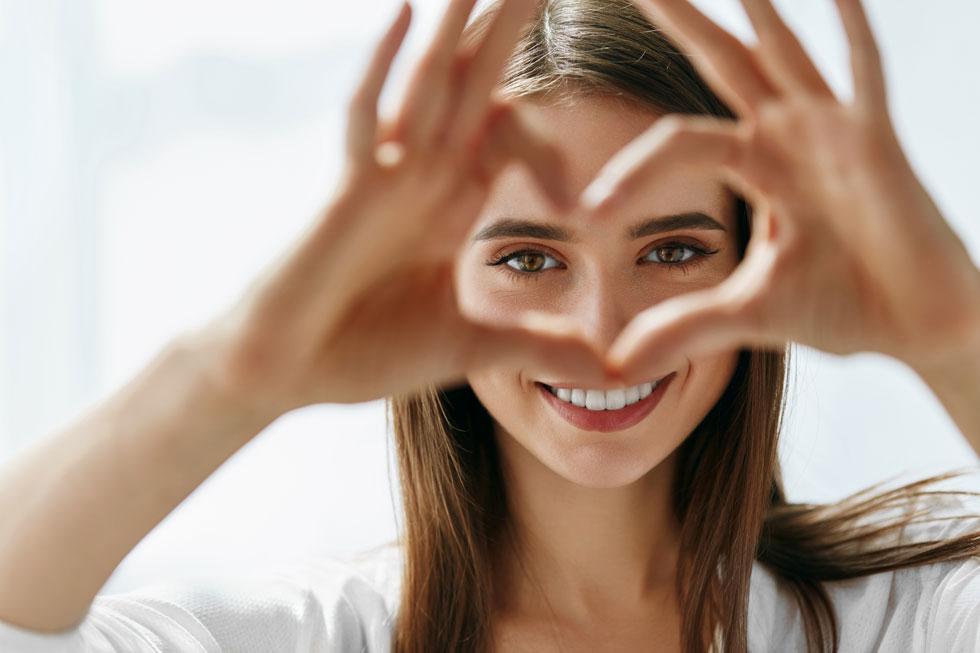 תתחילו מלהתאהב בעצמכם ובתהליך (צילום: Shutterstock)