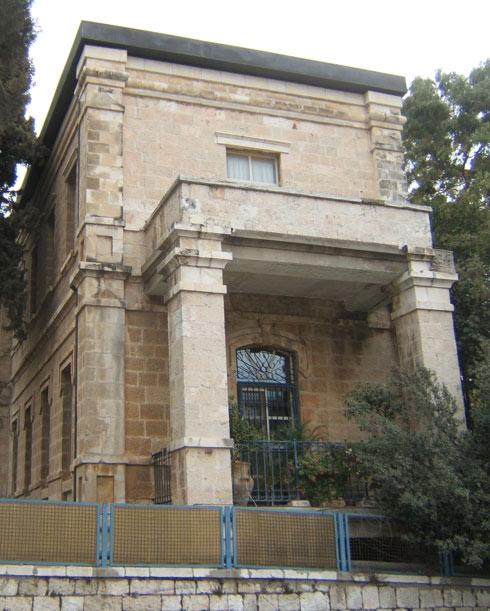 בית החולים רוטשילד ברחוב הנביאים 37. היה בית החולים היהודי הראשון שיצא מגבולות העיר העתיקה. היום הוא שייך לשטחה של מכללת הדסה (צילום: DMY, cc)