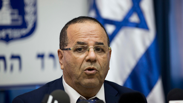 Minister Ayoob Kara. The conference he participated in wasn't 'in memory of the Holocaust victims,' it was political  (Photo: AP)