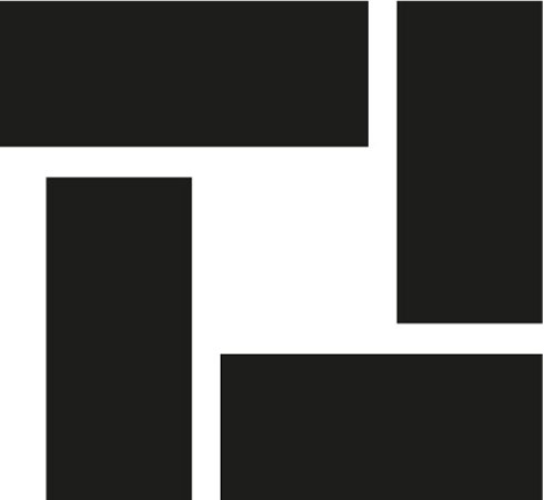 גם הלוגו שעיצב למוזיאון תל אביב הוחלף לפני כמה שנים (עיצוב: באדיבות דן ריזינגר)