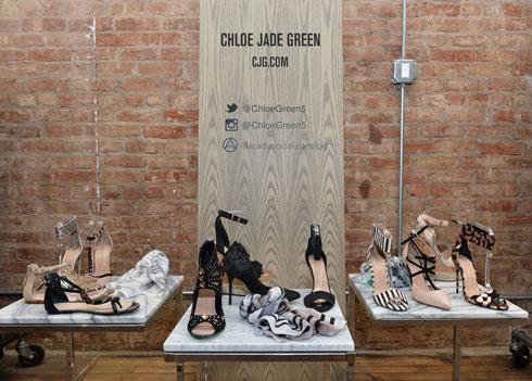קו הנעליים של קלואי בחנויות טופשופ. רק נראות יקרות (צילום: Gettyimages)