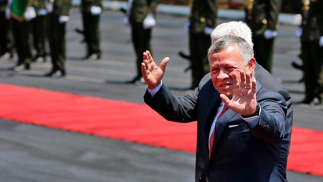 Jordan's King Abdullah II  (Photo: AFP)