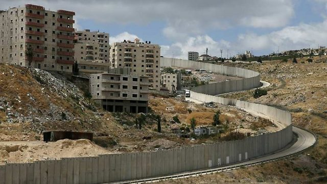 Shuafat refugee camp (Ahmad Gharabli/AFP/Getty Images)