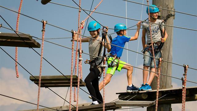 ילדים אוהבים לטפס (צילום: שאטרסטוק) (צילום: שאטרסטוק)