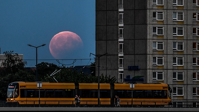 Затмение в Германии. Фото: ЕРА