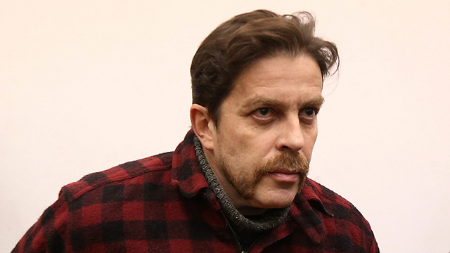 David (Daud) Godovsky, Kirschenbaum's main accomplice (Photo: Shaul Golan)