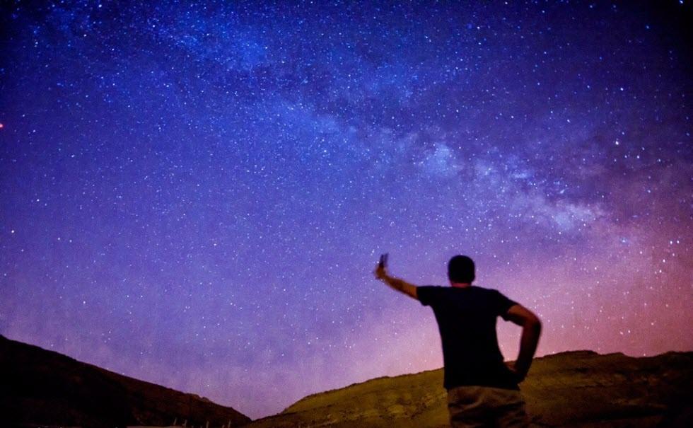 התכוננו לשמיים מרהיבים ובוהקים בדרום הארץ (צילום: שחר כהן)