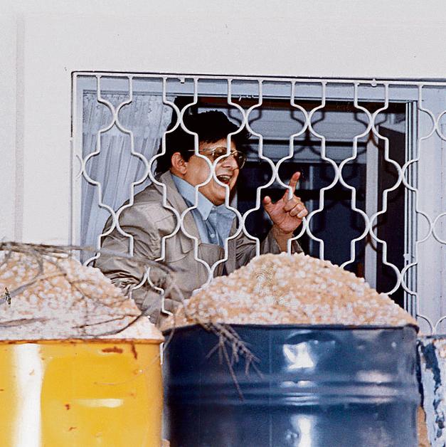 """המצור על מתחם ביתו של הרב עוזי משולם, מאי 1994. """"רציתי לנסוע לשם לחזק אותו"""""""
