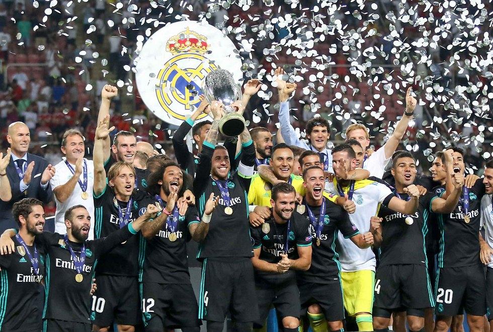 ריאל מדריד. הטובה באירופה (צילום: ראובן שוורץ)