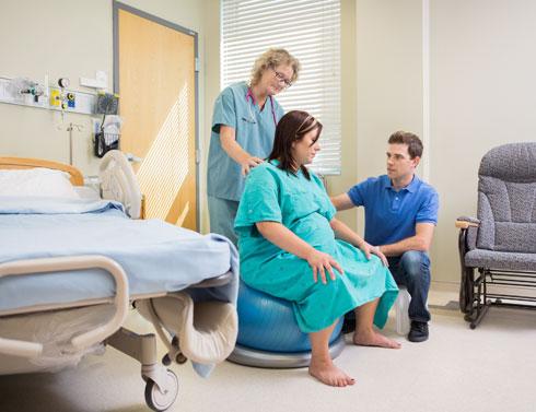 גם לאישיות היולדת יש השפעה על חוויית הלידה (צילום: Shuttertstock)