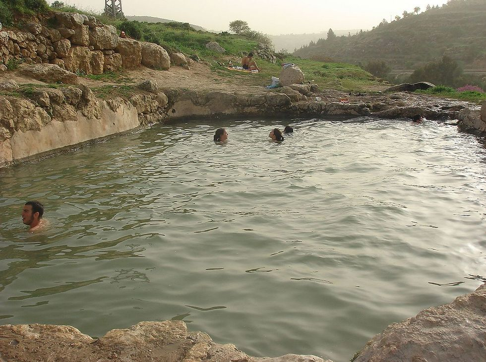 עין חניה (צילום: בית השלום)