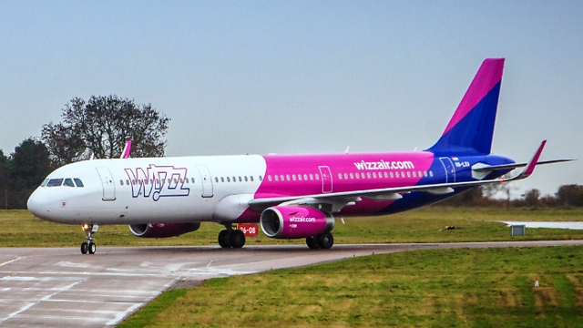 וויז אייר: הטיסה הישירה הזולה ביותר שנמצאה (צילום: Wizz Air) (צילום: Wizz Air)