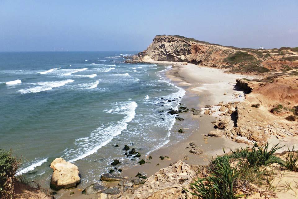 Китайский залив в Гиват-Ольге