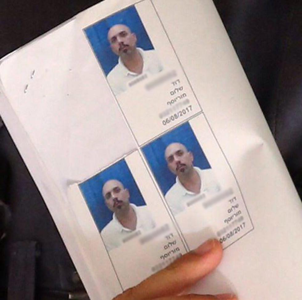 """ד""""ר דוד מור יוסף. תמונתו בתיק המשטרתי  (צילום: מוטי קמחי) (צילום: מוטי קמחי)"""