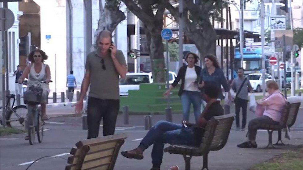 שדרות רוטשילד בתל אביב