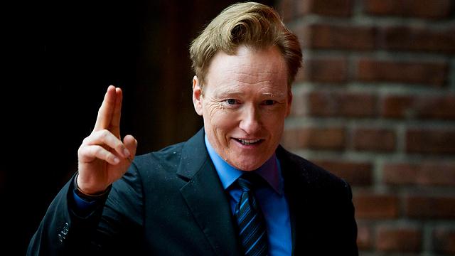 Conan O'Brien (Photo: EPA)