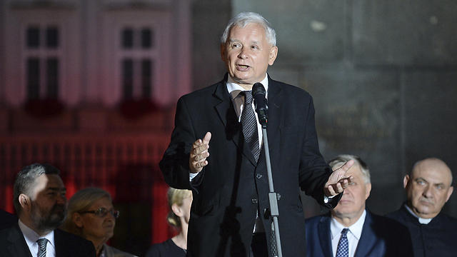 Jaroslaw Kaczynski, leader of Poland's ruling party (Photo: AP)