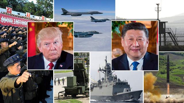 נשיאי סין וארצות הברית שוחחו בניסיון ליישב את המשבר  (צילום: gettyimages)
