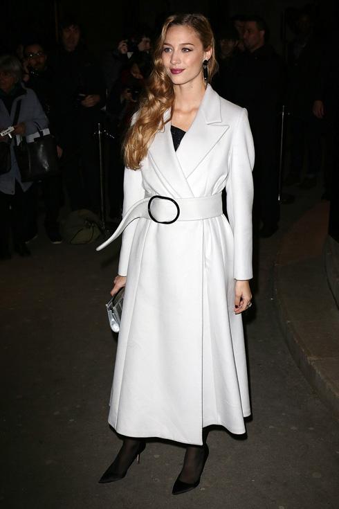 למרות ניסיונותיה לטשטש את היותה נסיכה, בחוגי האופנה נודעת בורומאו בעיקר בשל המלתחה הנוצצת שלה (צילום: Gettyimages)