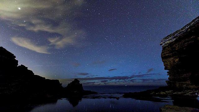 אלה השמים של ספרד (צילום: AFP)