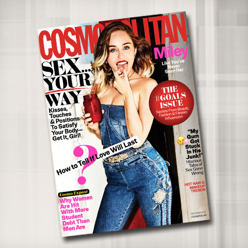 מיילי סיירוס שוברת שתיקה וחוזרת עם אלבום חדש שיצא בסוף ספטמבר, וקריאה נוספת ל-70 מיליון מעריציה באינסטגרם לרכוש את המגזין