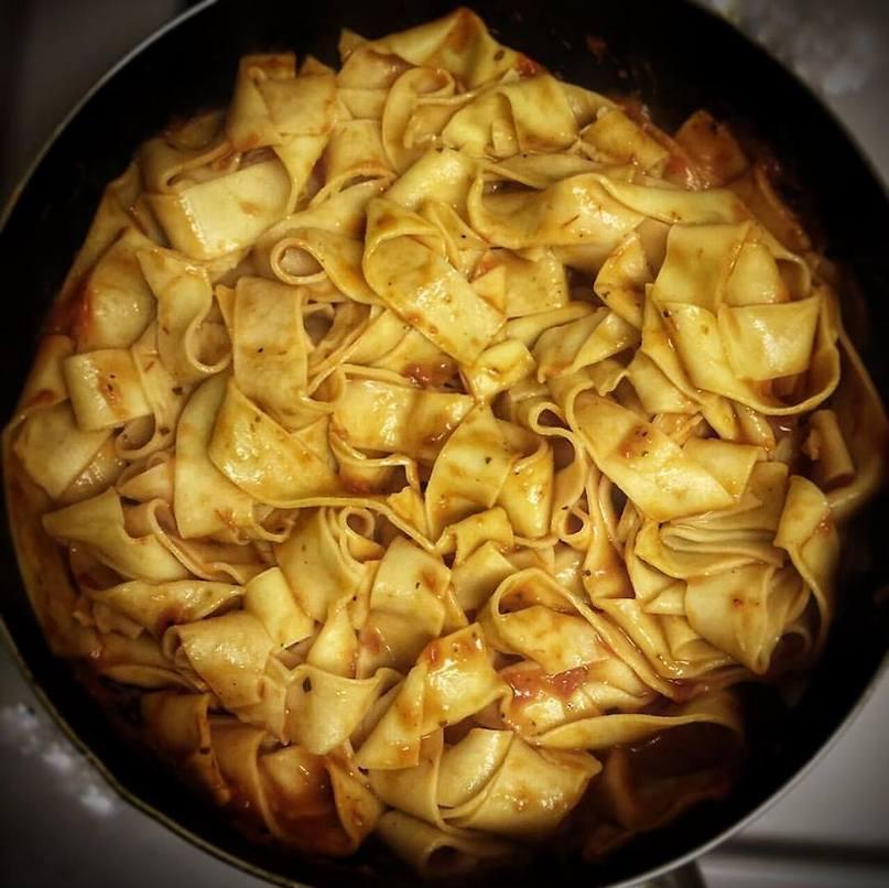 """אוכל איטלקי איכותי וזול: מנה מהתפריט של אבי ביטון ברשת החדשה בלוס אנג'לס (צילום: יח""""צ)"""