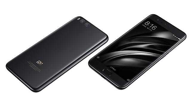 Xiaomi Mi6 (צילום: Xiaomi)