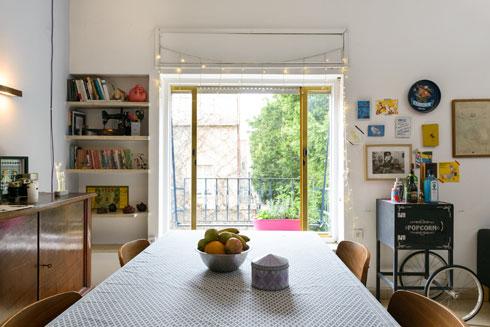החלון המועדף בבית (צילום: אדריאן דודה)