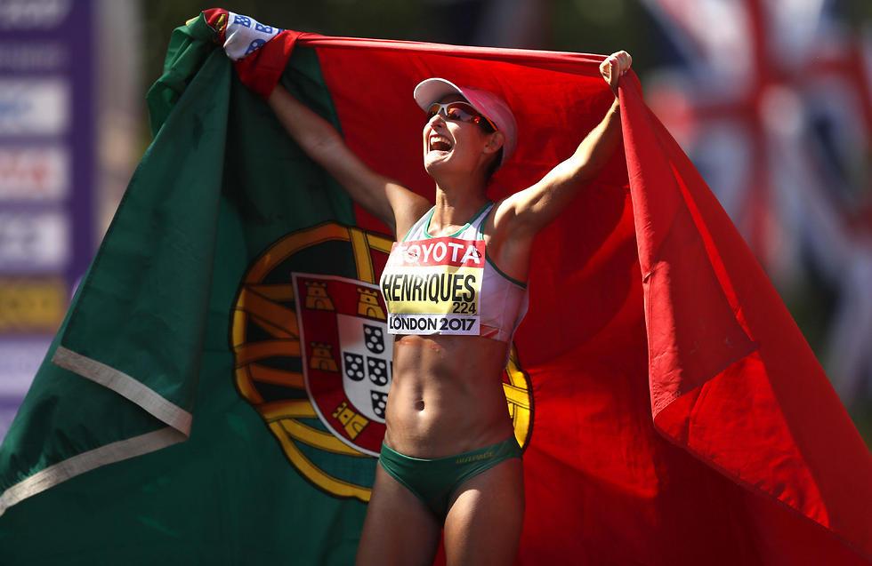 הנריקס. הביאה כבוד לפורטוגל (צילום: רויטרס)