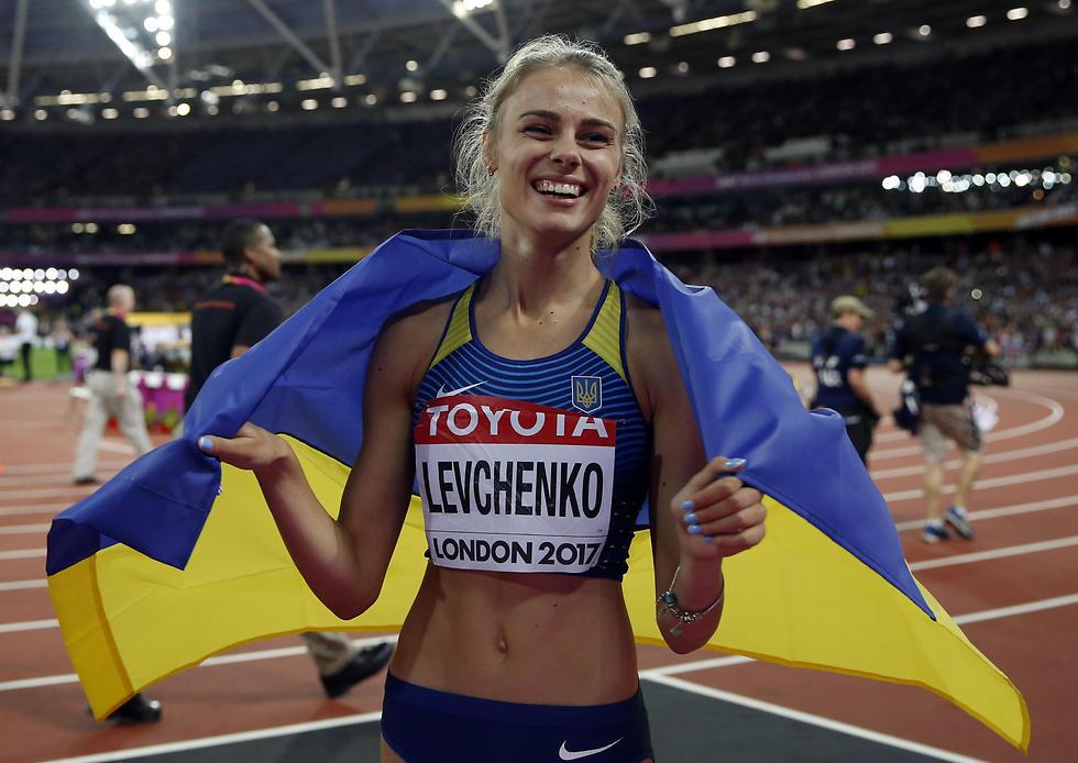ולקינוח - יוליה לבצ'נקו (צילום: AP)
