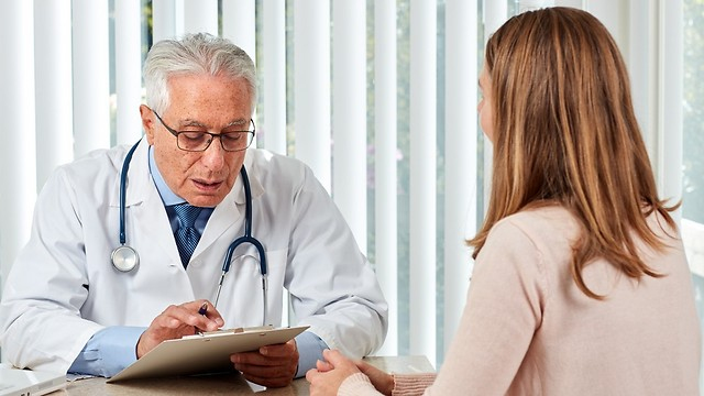 רופאים. בין המקצועות הכי לחוצים וגורמי מתח נפשי (צילום: shutterstock) (צילום: shutterstock)