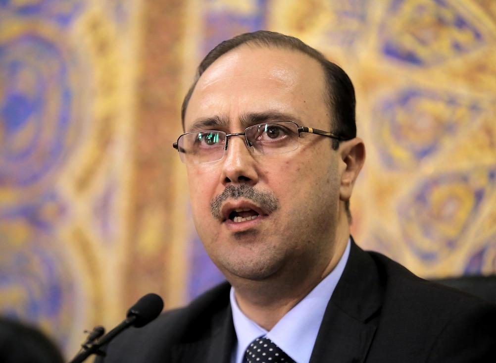 Mohammad al-Momani (Photo: AFP)