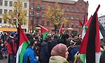 Anti-Semitic protest in Sweden