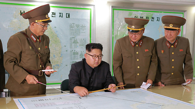 North Korean leader Kim (Photo: AP)