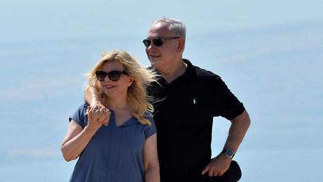 Only 8 percent of the public believes Sara Netanyahu was unaware of the food ordered from luxury restaurants at the state's expense (Photo: Kobi Gideon, GPO