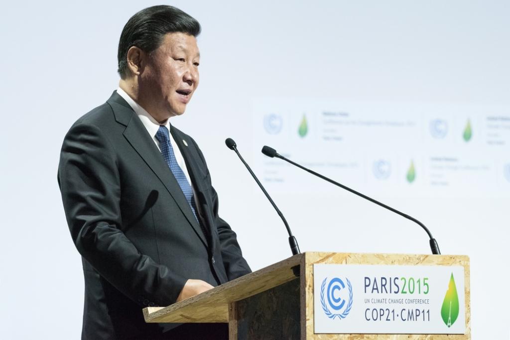 נשיא סין שי ג'ינפינג (צילום: Shutterstock) (צילום: Shutterstock)