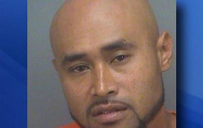 רורן סורן. ריצה בעבר עונש מאסר (צילום: משטרת פלורידה)