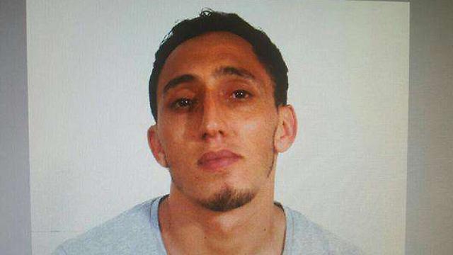 אחד החשודים במעורבות בפיגוע ()