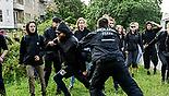 ניאו נאצים בברלין (צילום: EPA)