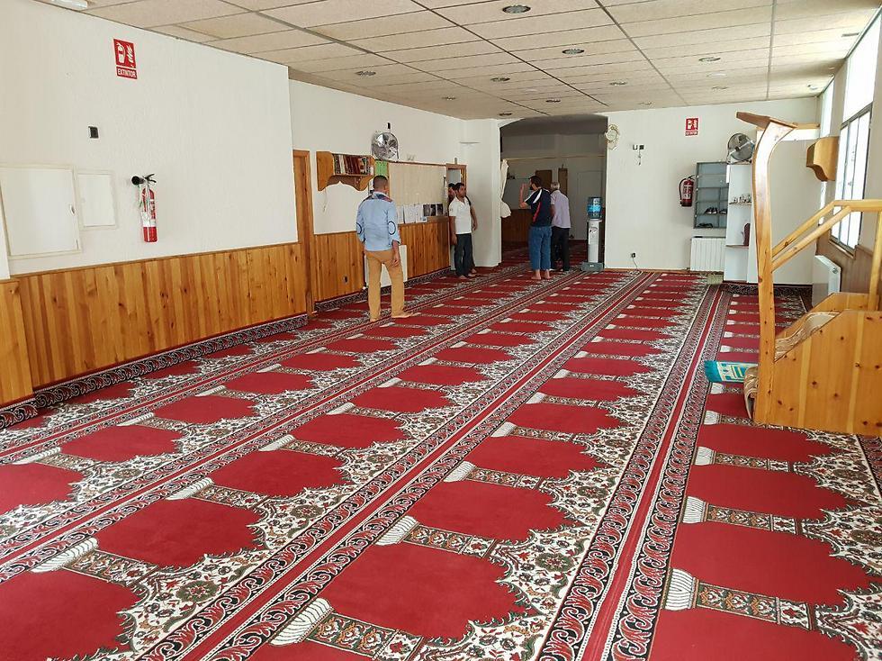 במסגד של ריפול (צילום: יואב זיתון) (צילום: יואב זיתון)