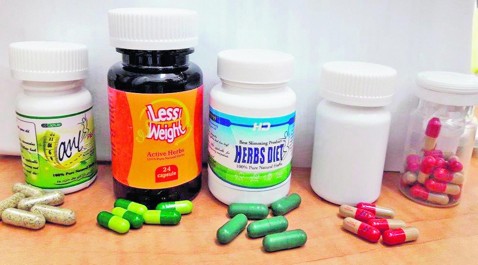 לא מאושרים למכירה ושימוש על ידי משרד הבריאות ( ) ( )