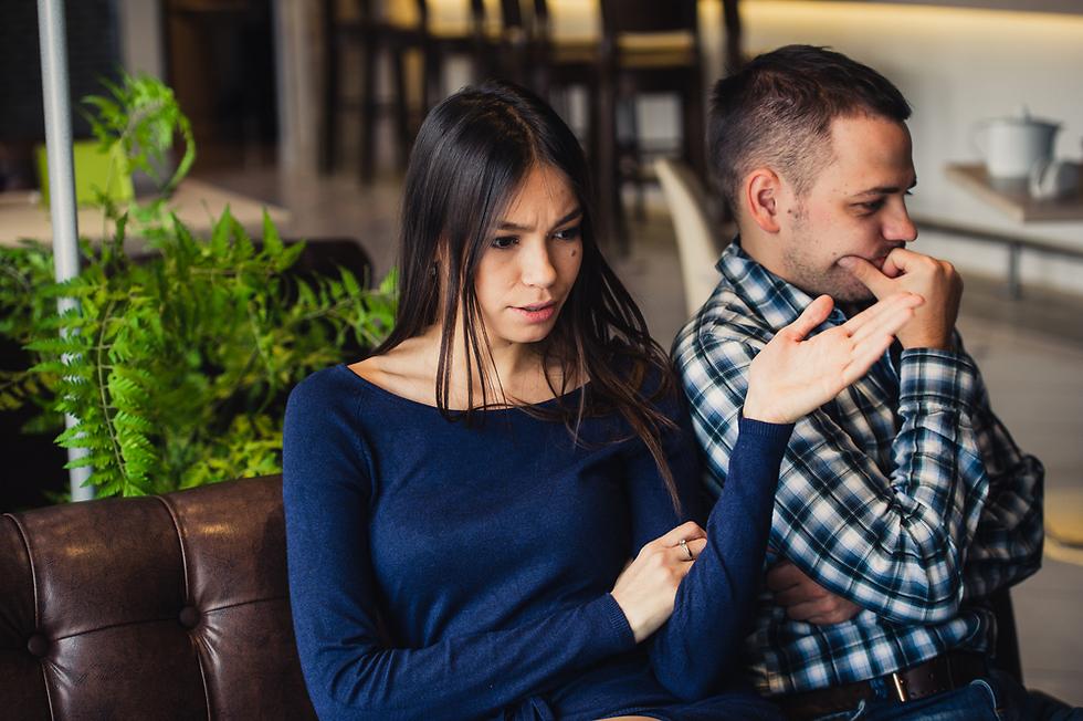 האופן שבו תנהלו את הזוגיות שלכם הוא שיקבע אם יהיו אלו נישואי פשרה (צילום: Shutterstock)