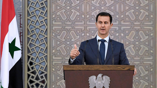 An official in Bashar al-Assad's regime said Syria had 'more surprises' in store for Israel (Photo: EPA)