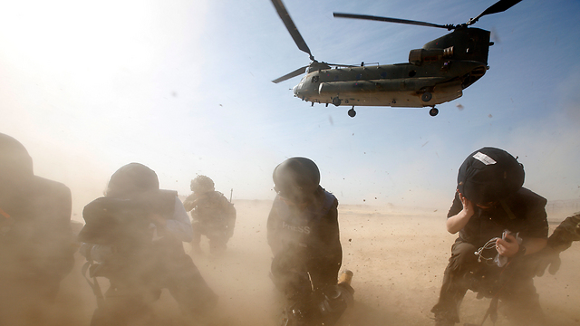 US forces in Afghanistan (Photo: GettyImages)