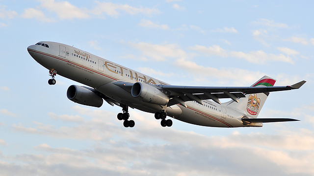 Etihad Airways  (Photo: Shutterstock)