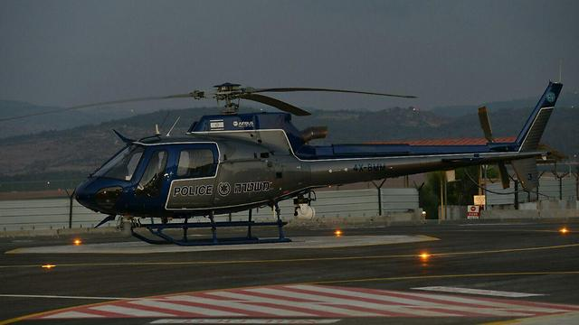 The new H125 (Photo: Israel Police)