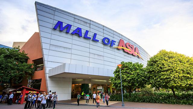 הקניון של אסיה: כשמו כן הוא - גדול ומגוון (shutterstock)