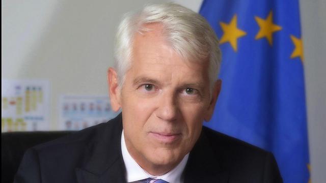 EU Ambassador Lars Faaborg-Andersen