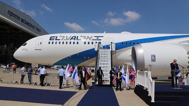 רכישת המטוסים: העסקה הגדולה של אל על מאז הקמתה (צילום: מוטי קמחי)